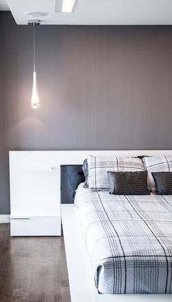 Condo Bedroom Interior Design