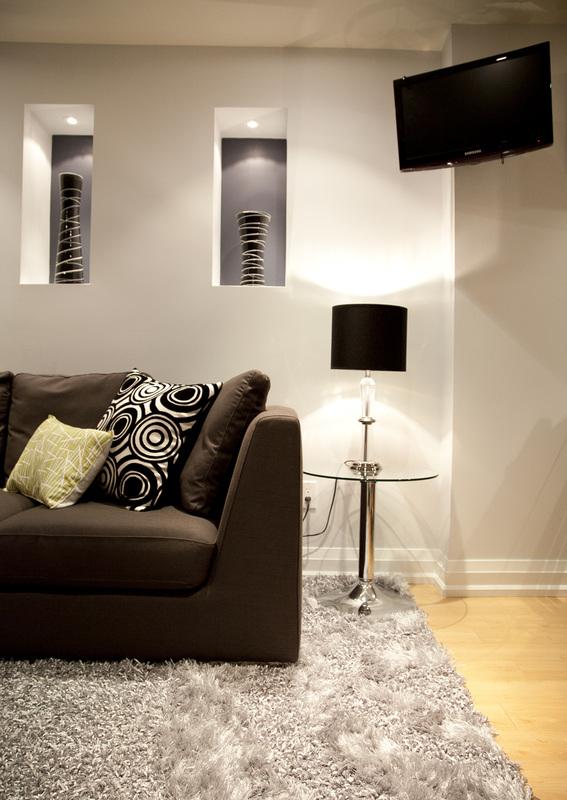 Basement Interior Design