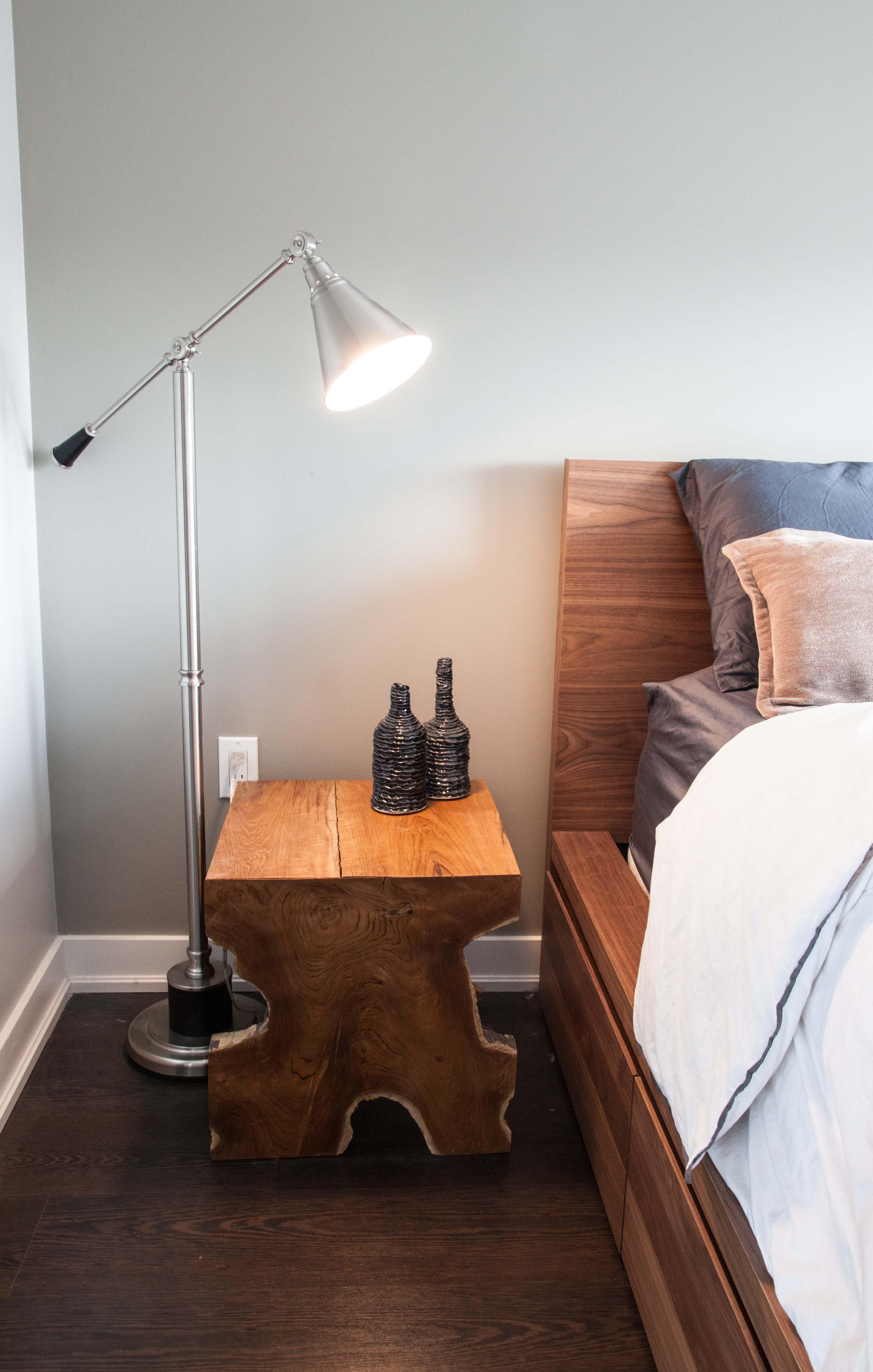 Condo Bedroom Interior Decor