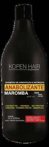 Shampoo Anabolizante Maromba
