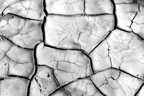 Cracked jorden