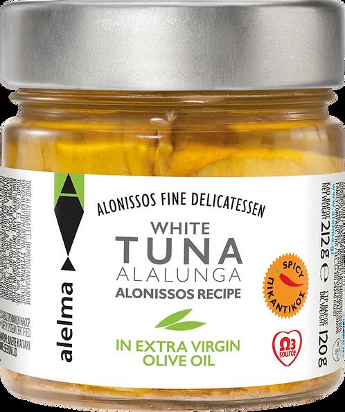 White Tuna Spicy