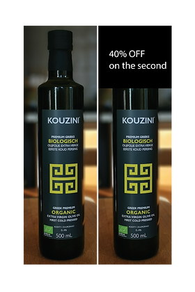 Kouzini 500 ml ( 1 + 40% OFF on the second)