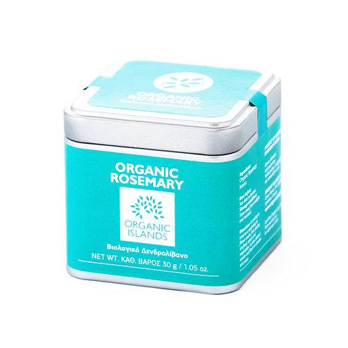 Organic Rosemary (tin box)