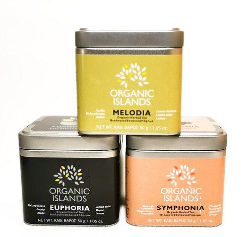3 Mix cubes-herbal teas