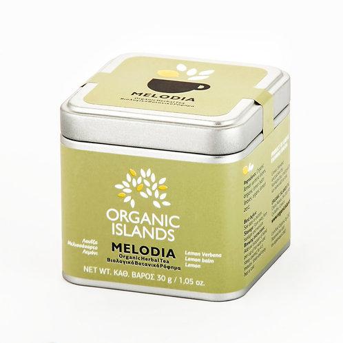 Melodia (organic herbal tea)