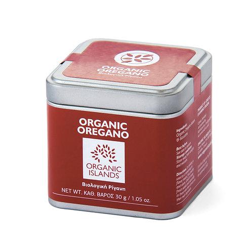 Organic Oregano (tin box)