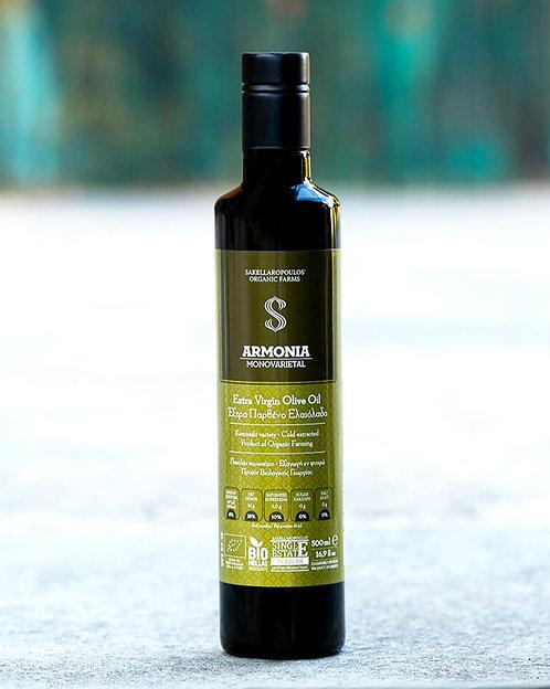 Armonia-glass bottle 500ml