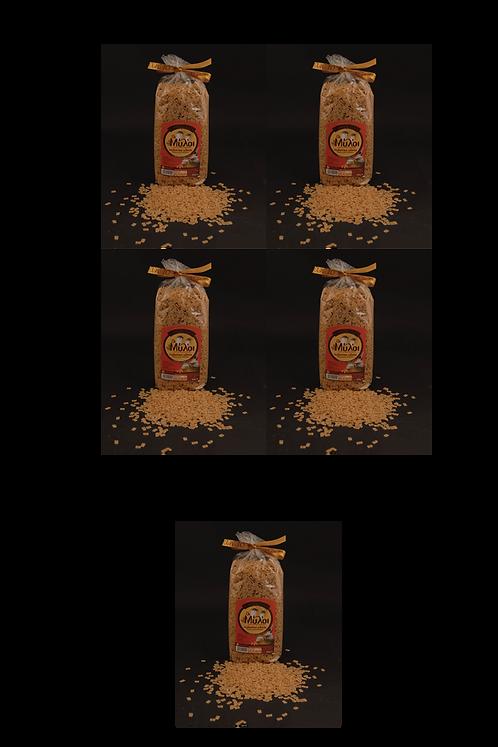 4 packs of any pasta + 1 FREE