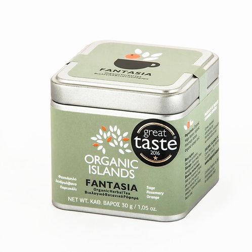 Fantasia (organic herbal tea)