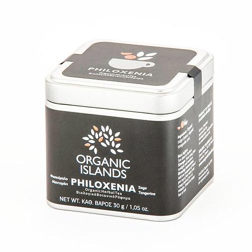 Philoxenia (organic herbal tea)