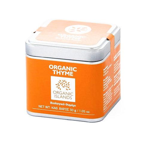 Organic Thyme (tin box)