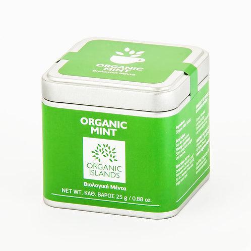 Organic Mint (tin box)