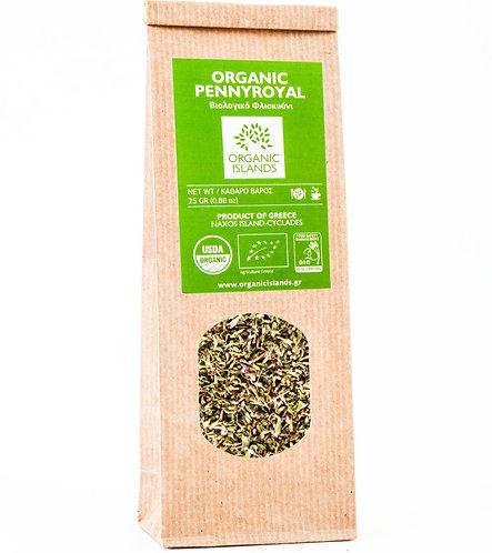 Organic Pennyroyal