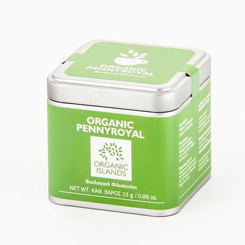 Organic Pennyroyal (tin box)
