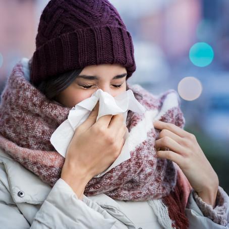 Staying Strong In Flu Season