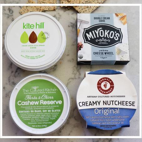 Vegan Cheeses: Human Tested
