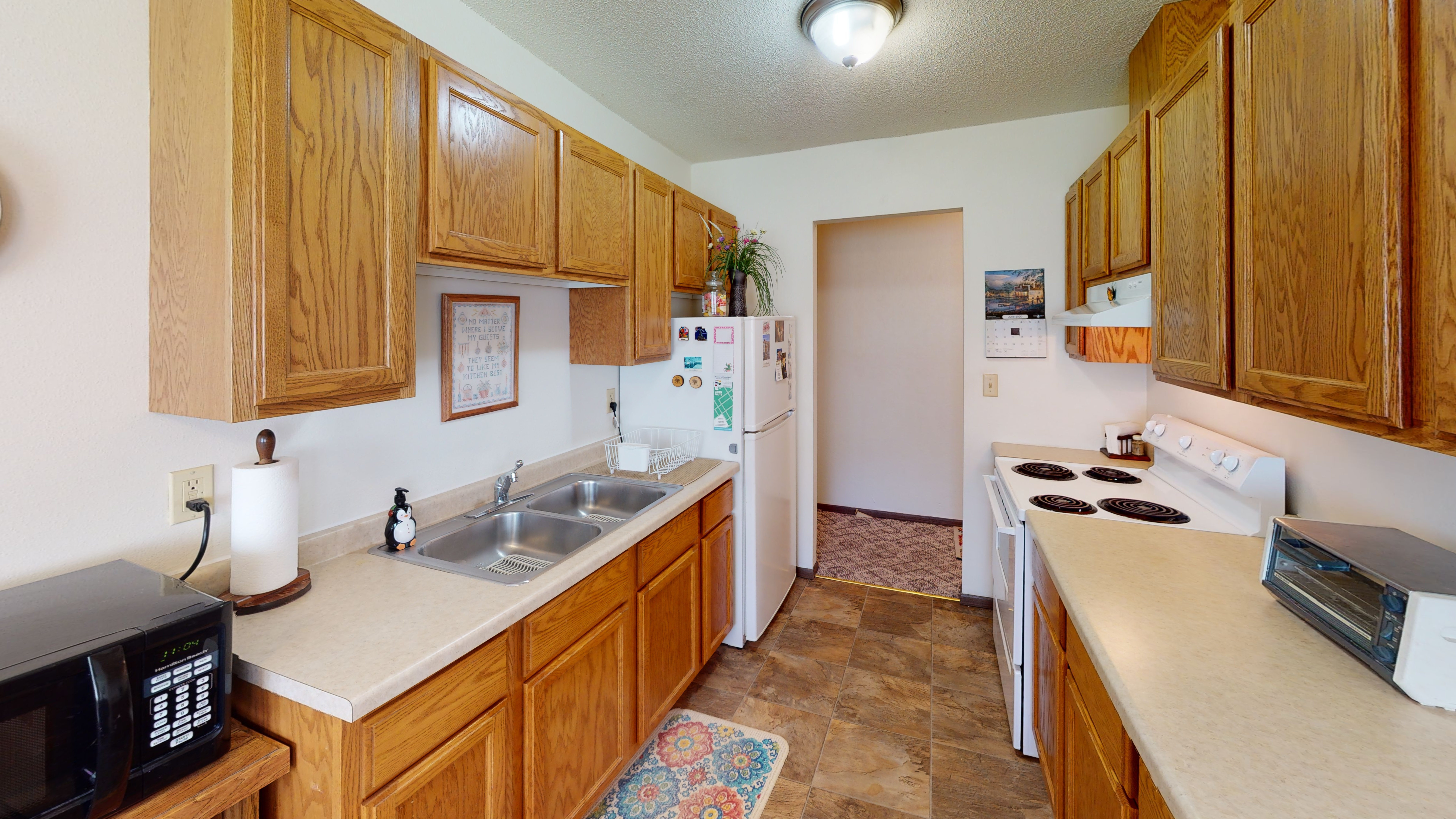 Country-Villa-2-Bedroom-Kitchen