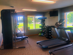 Murphy's Creek Workout Room