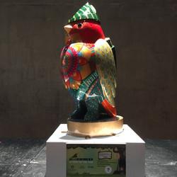 Wild In Art Trail Robin
