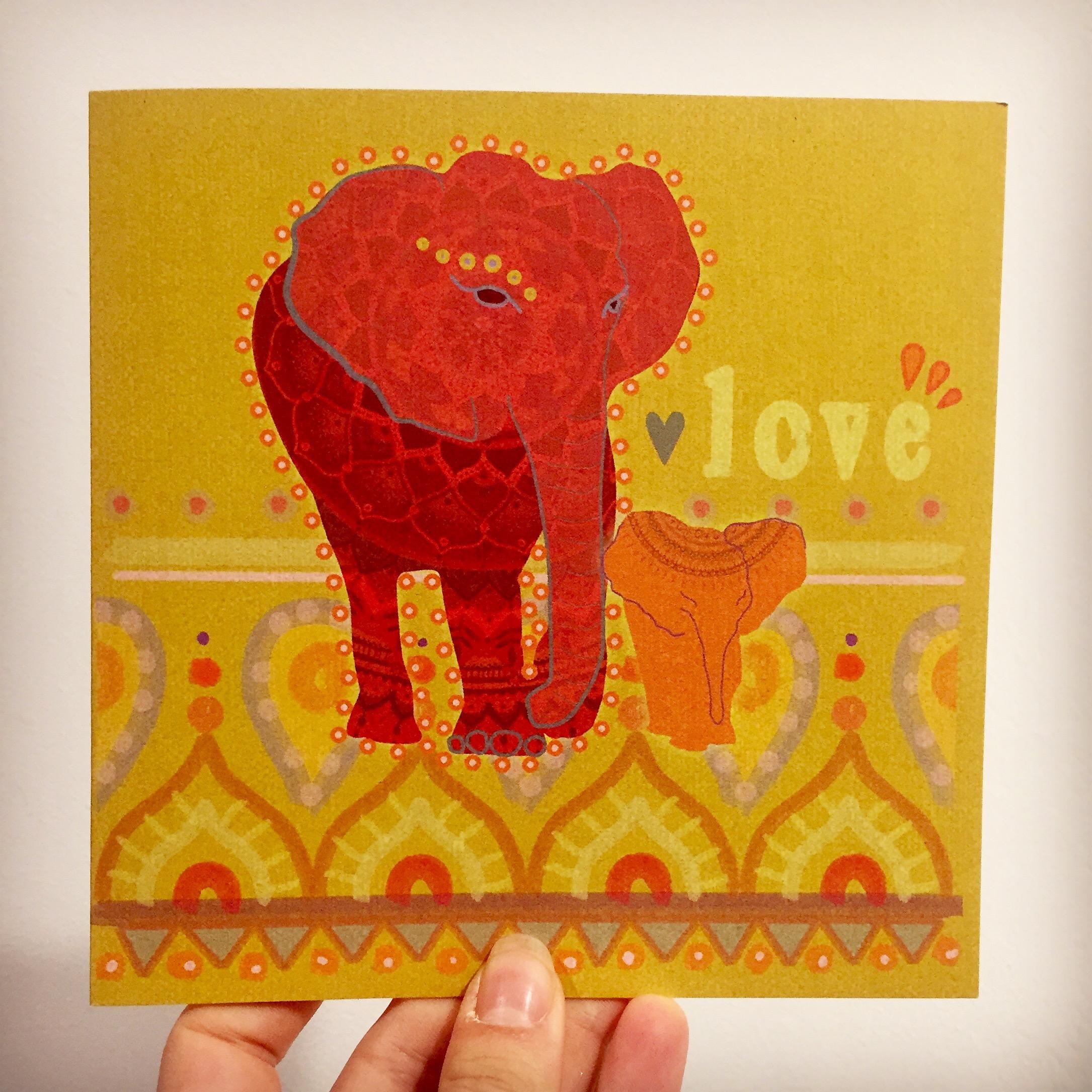 Greetings Card Design