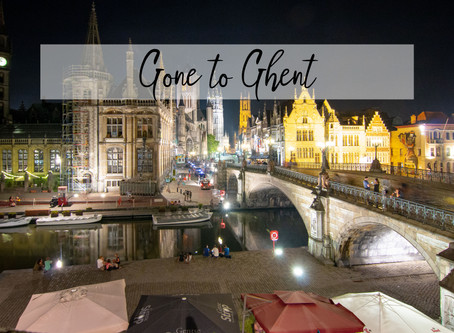 Gone to Ghent
