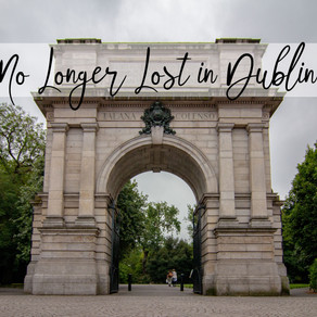 No Longer Lost in Dublin