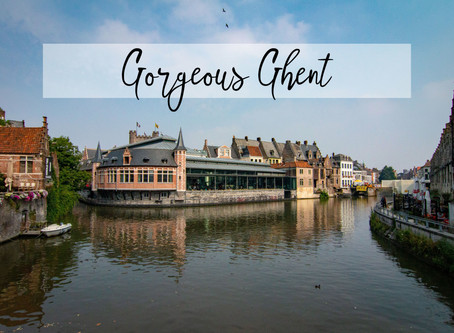 Gorgeous Ghent