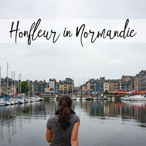 Honfleur in Normandie