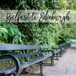 Belfast to Edinburgh