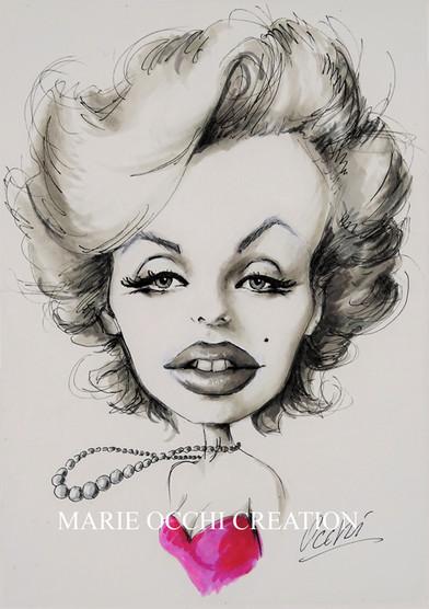 Maryline Monroe