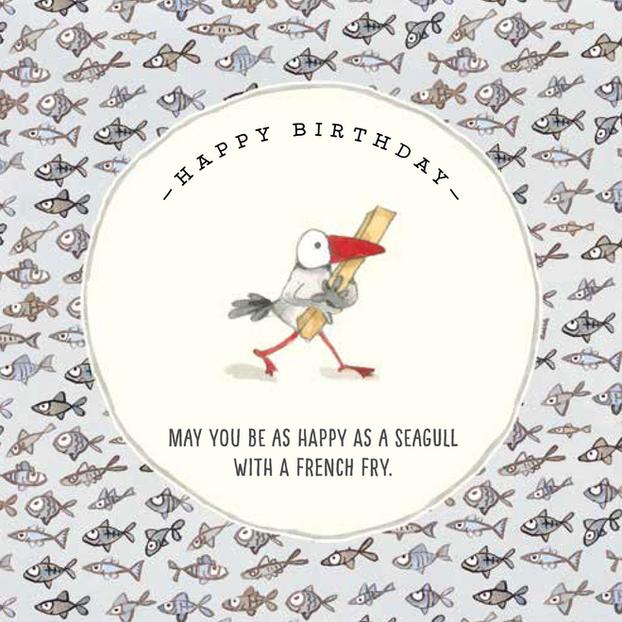 K150-Happy birthday may you be as happy-