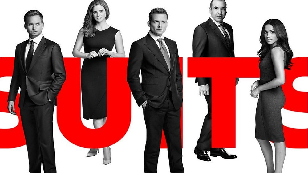 Suits American drama series
