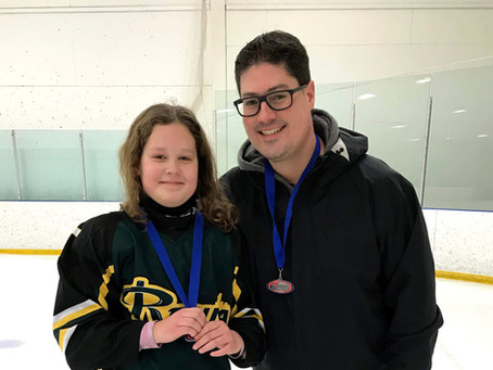 Coaches Rock Ringette - Even the Post-Game Handshake Has Changed