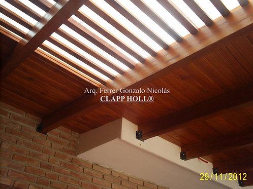 3) TECHOS COMBINADOS®:    (NUEVO)