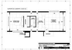 LUIS BARRAGAN 1 Dorm. 58m2