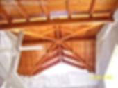 techos de madera completo en grandis