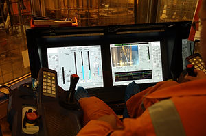 Driller's console. Offshore oil rig.jpg