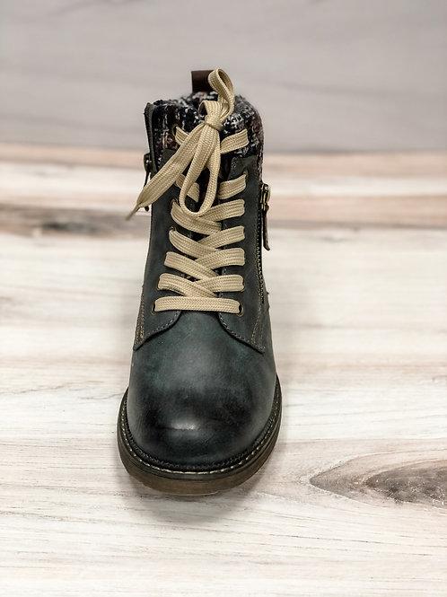 Blue Spring Step Khazera Boots