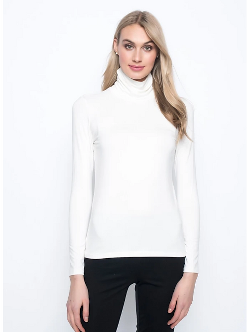 Picadilly Long Sleeve Turtleneck