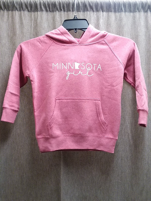 MN Girl Kids Sweatshirt