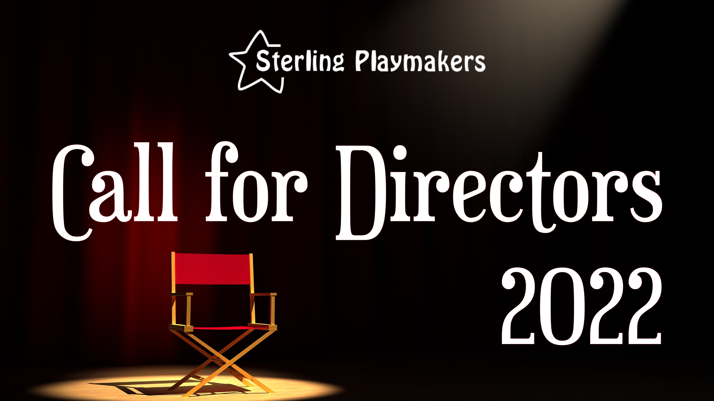 Birchmere Calendar 2022.Call For Directors 2022 Sterling Playmakers