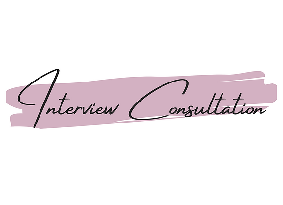 Interview Consultation