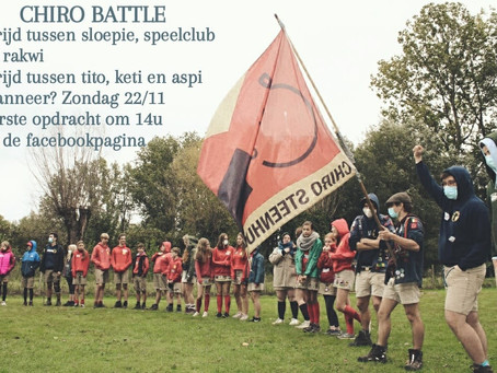 Online battle 22/11