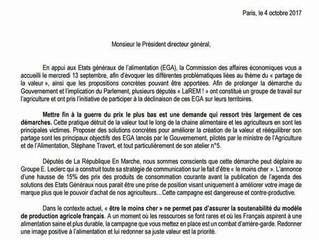 Lettre ouverte à Michel-Edouard Leclerc, PDG de Leclerc.