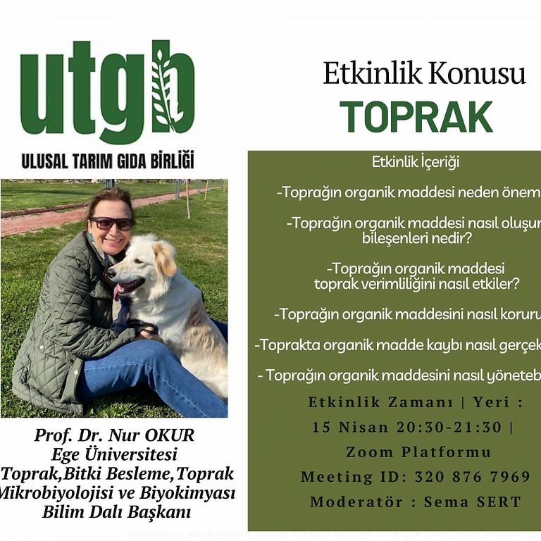 Toprak Webineri- Prof.Dr. Nur OKUR