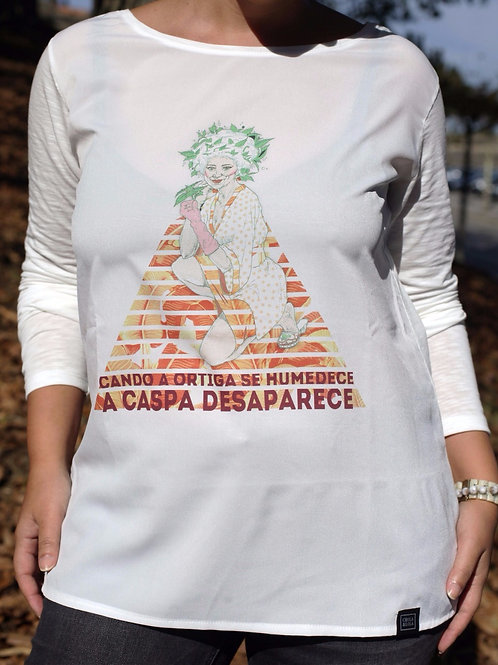CAMISETA ORTIGA/T-shirt Ortiga