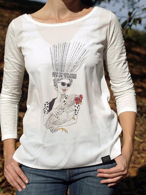 CAMISETA TESOURO/T-shirtTesouro