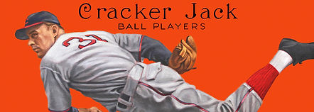 Johnny VanDer Meer, Cincinnati Reds, No-Hitter, Cracker Jack Baseball Cards
