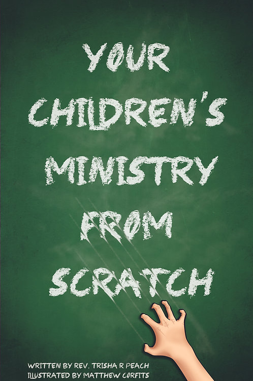 Kindle- Your Children's Ministry From Scratch